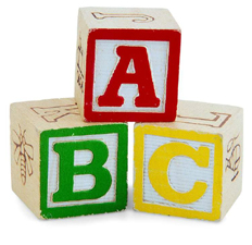 "Now I've done my ABC's...time to go ahead with ""D""..."