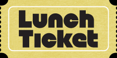 lunch ticket