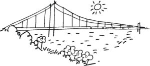 bridge-golden-gate-coloring-page